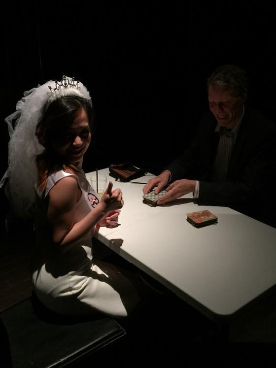 Pre-Wedding Tarot Entertainer