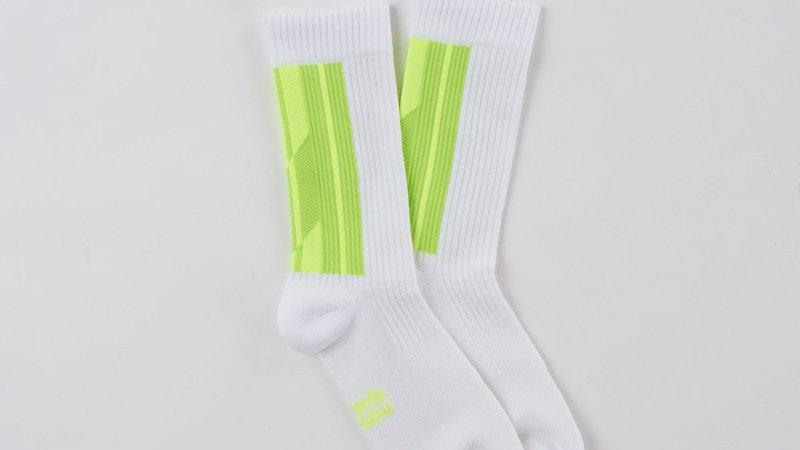 Fluor Green - LANDING R Socks