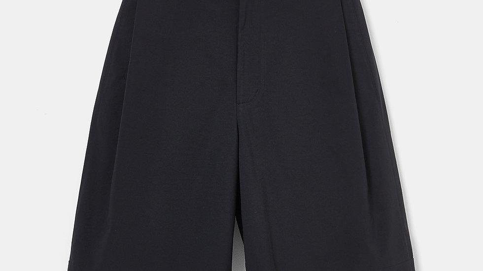 Wide Half Pants