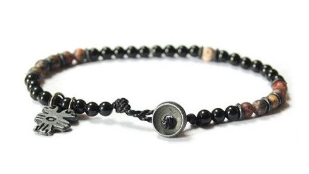 Rebirth Kaminaljuyu Night Stones Bracelet
