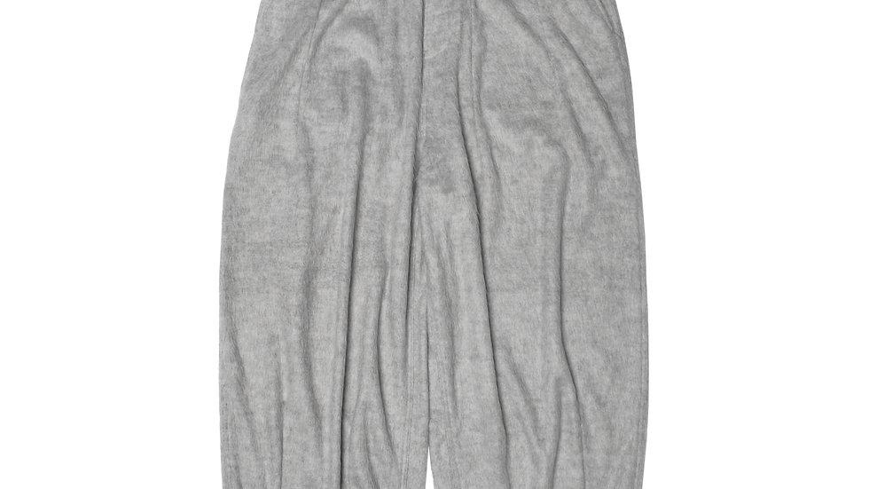 Korat Grey Barufy Wide Pants
