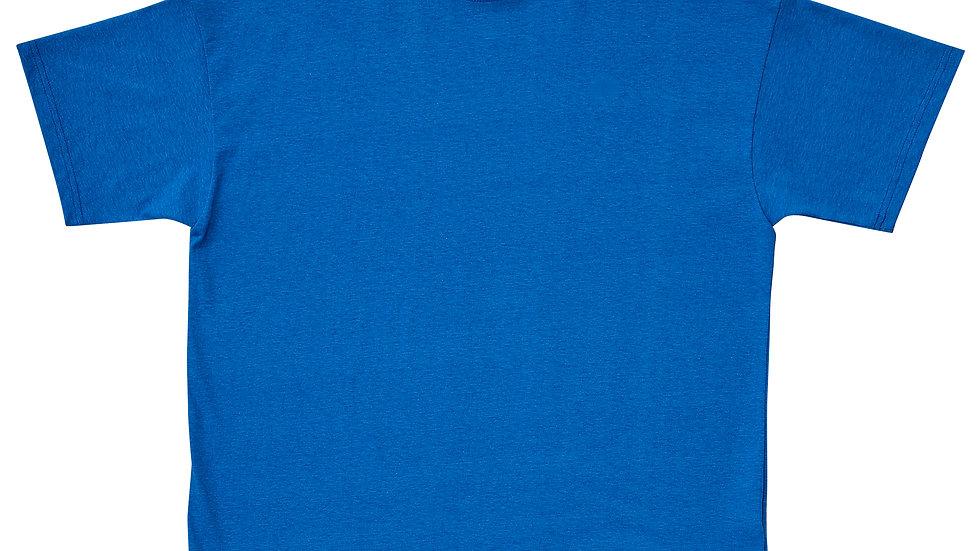 Basic Sleeve T-Shirt -BL