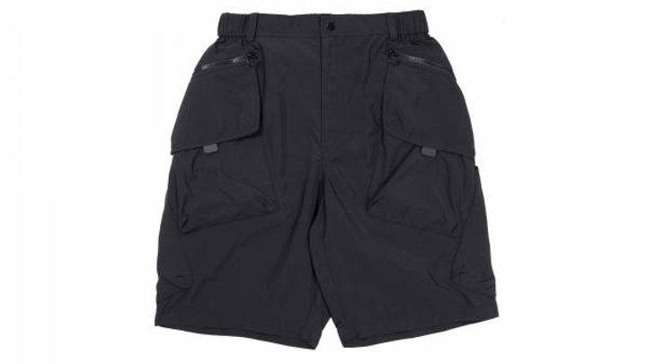 Tai Chi Pocket Shorts - Black