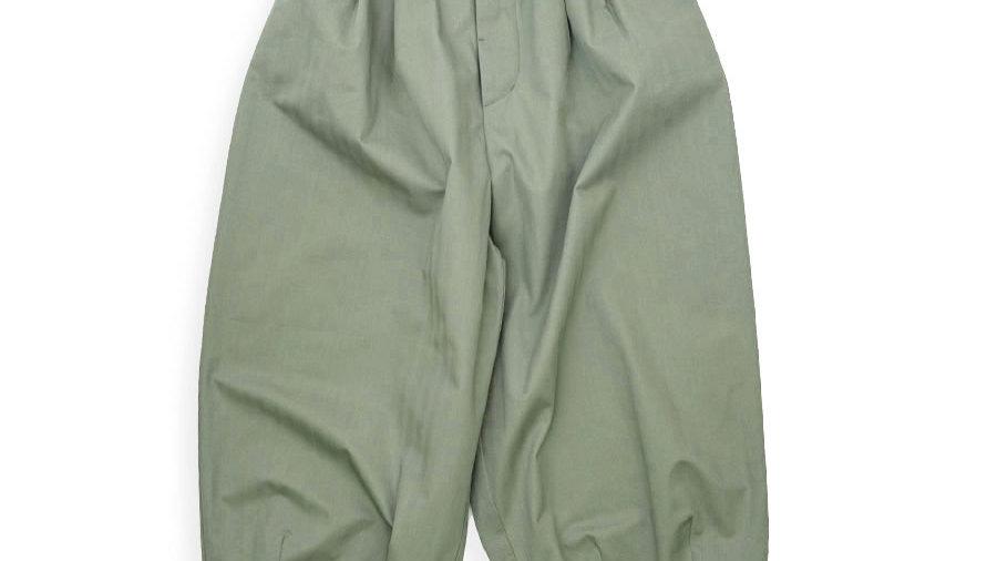 Cotton Balloon Pants