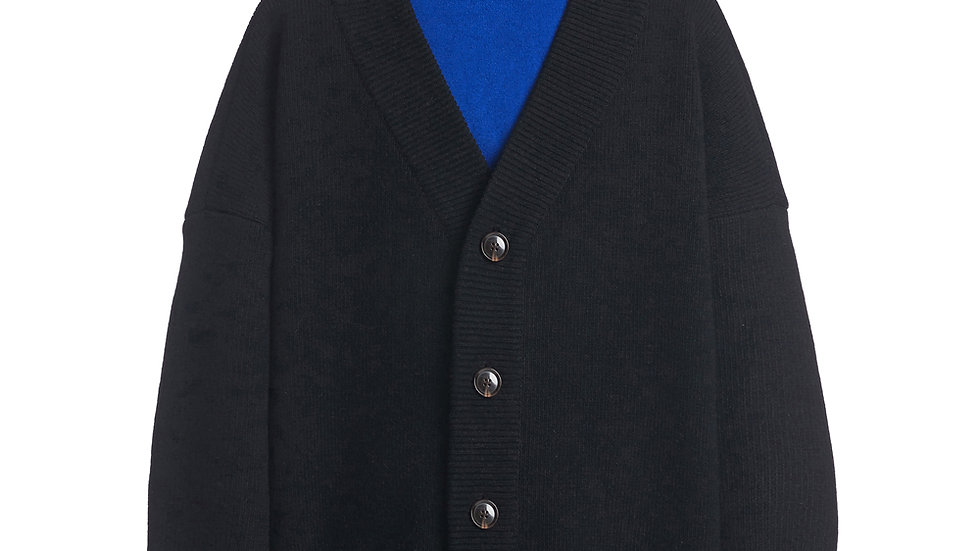 Classic Cardigan Jacket
