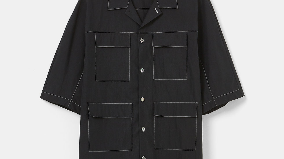 Pocket Half Shirt