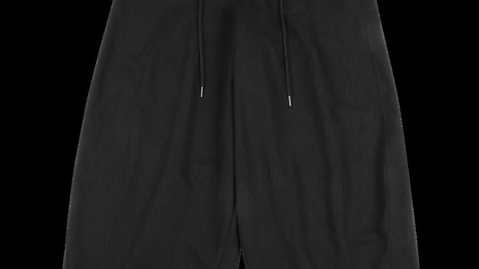 Oversized Cotton Nylon Pants