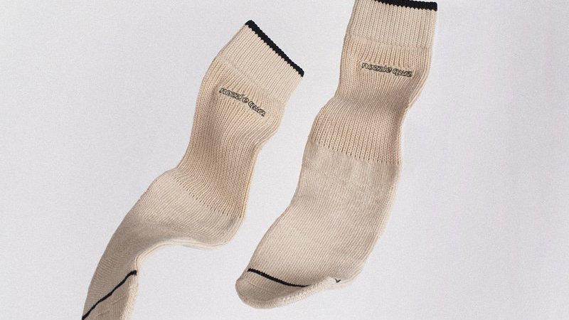 Bubble Milk - Layers Socks