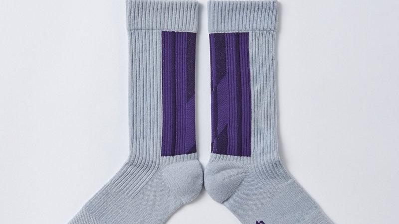 Dark Velvet - Landing R Socks