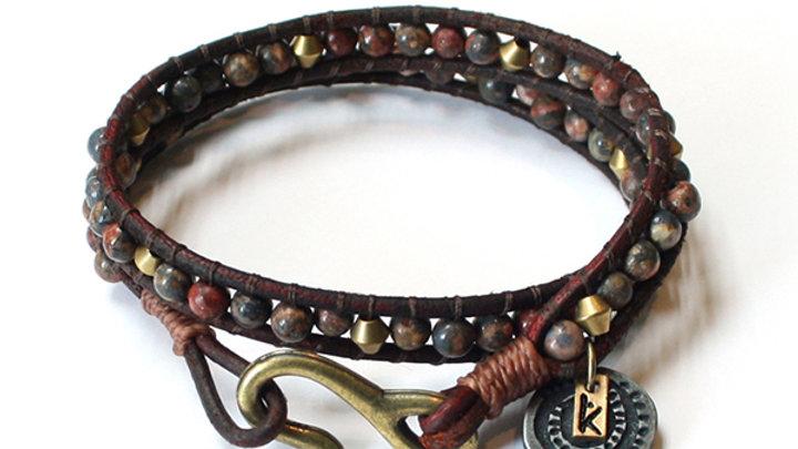 Rebirth Kaminaljuyu Connection Wrap Bracelet