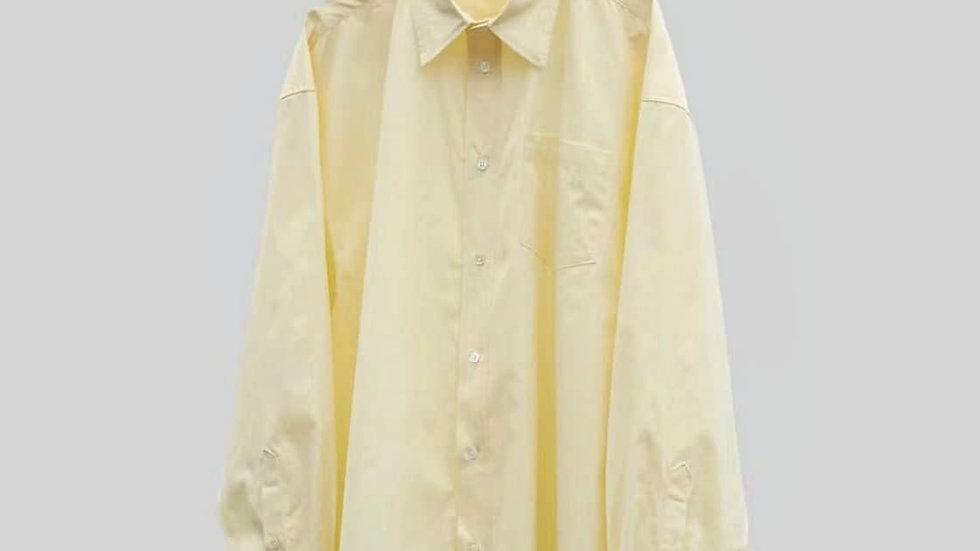 Finx Cotton Extra Wide Shirt