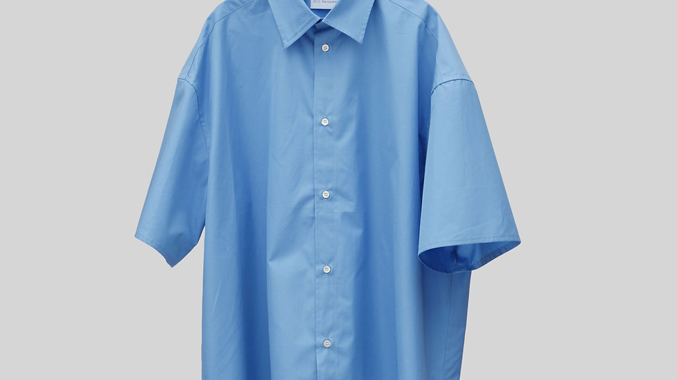 Half Sleeve Shirt (Blue)