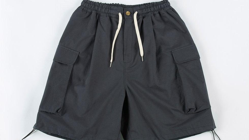 Wide Cargo Pants