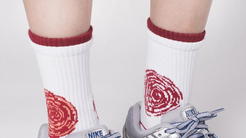 Bright Red - SPEED Socks