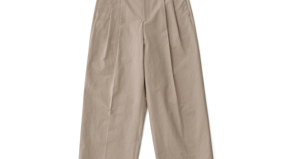 HOUSEKEEPER SET-UP 2T WIDE PANTS (PEANUT)