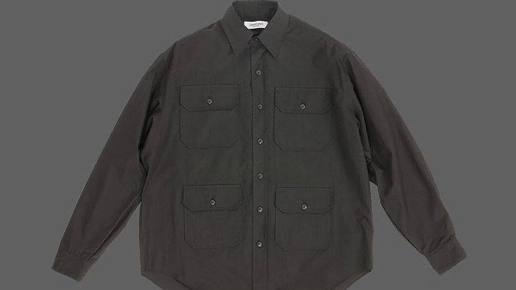 4 Pocket Officer Big Shirts