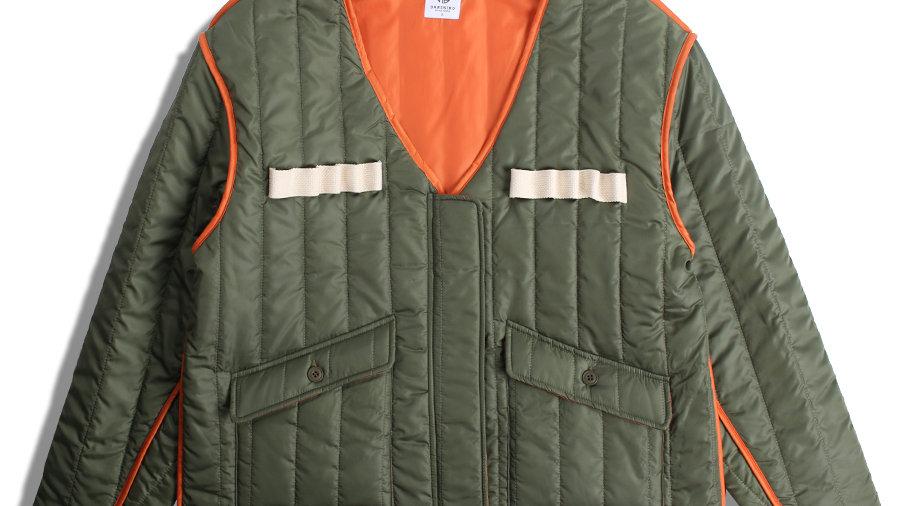 Quilt Line Jacket
