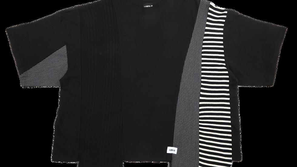 Oversized Mixed T-Shirt