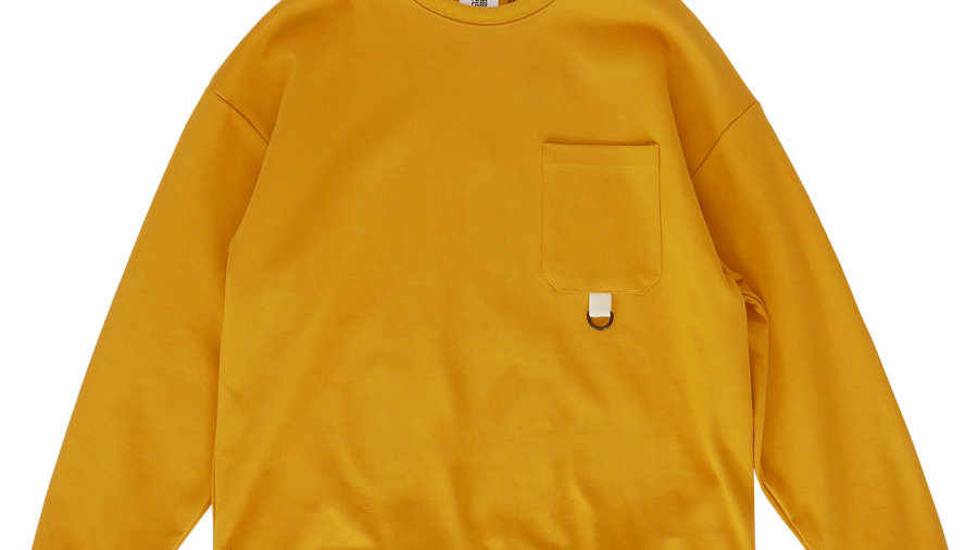 D-Ring Pocket Tee (soft touch)