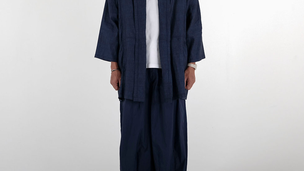 NAVY HIPPIE NORAGI CAPE