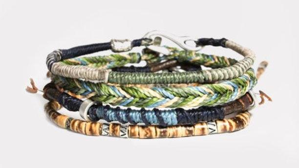 Earth Bracelet – Men – Summer