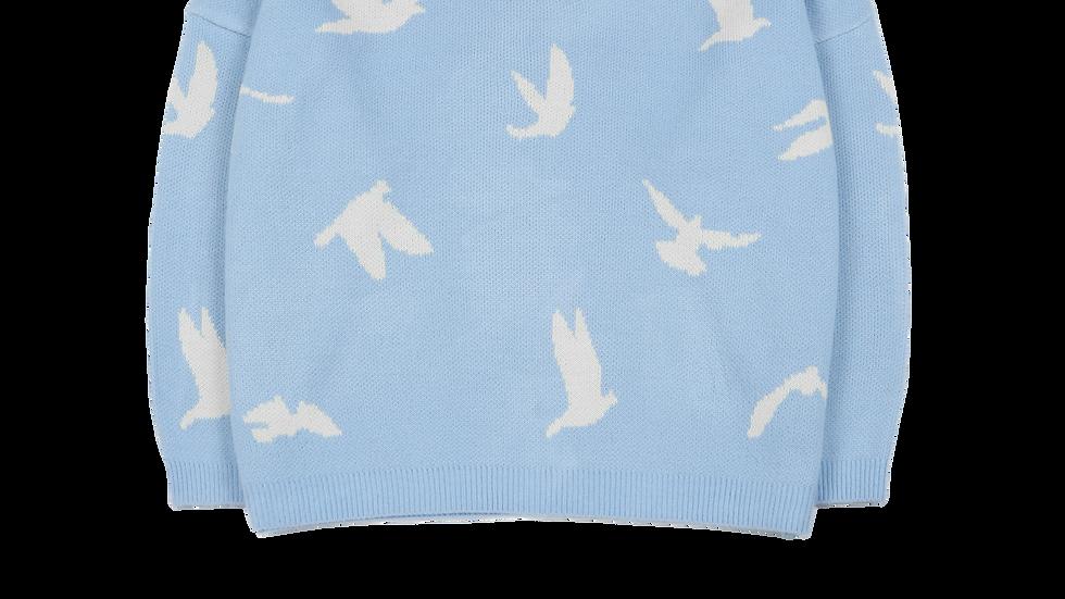 Dove Oversized Sweater