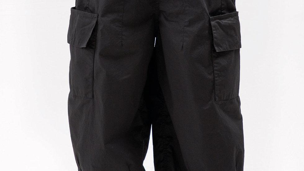 Black Nomadic Cargo Pants
