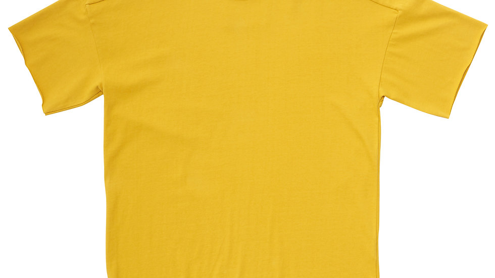 Gort Overfit T-Shirt - YE