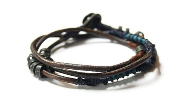 4 Elements Wrap Water Bracelet