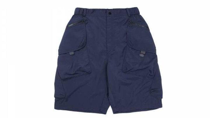 Tai Chi Pocket Shorts - Navy