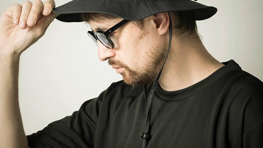 Trek Hat (Black)