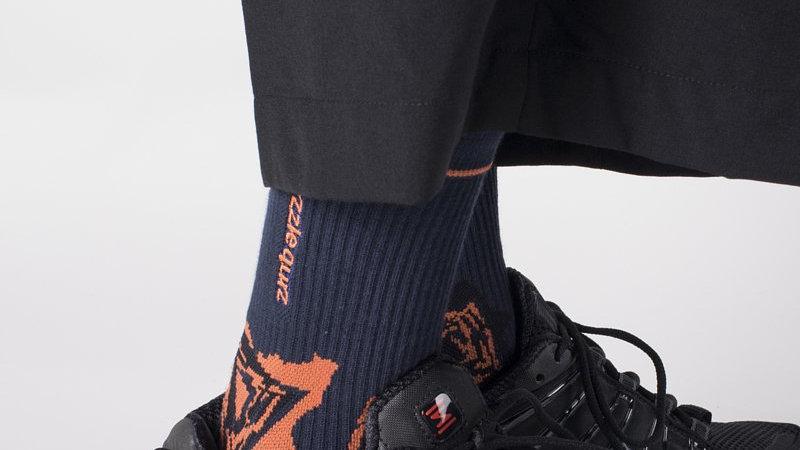 Navy Amber - SPEED Socks