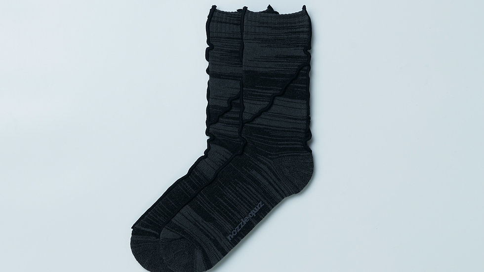 Overlock Stitch - 黑縫