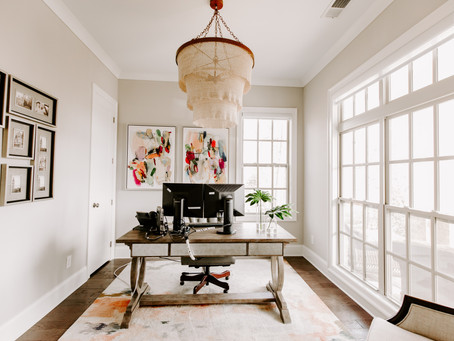 5 Tips For Quickly Setting Up Your Home Office
