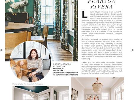 Modern Luxury Atlanta - 2021 Atlanta Faces of Design