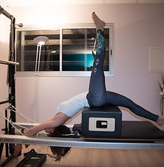 STOTT Pilates  Stag