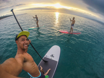 SUP session