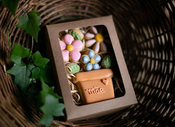 Kit Caixa Mini Dia das Mães