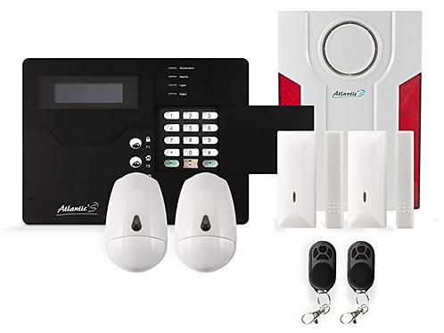 Protection alarme GSM