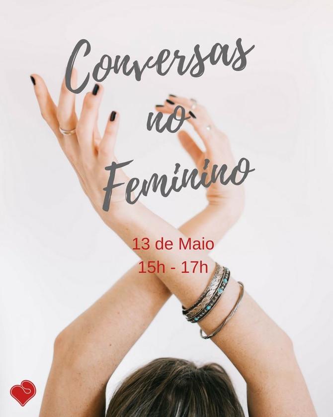 Conversas no Feminino