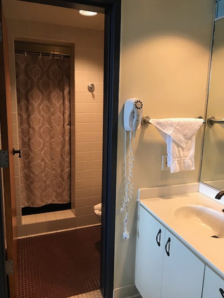 VIP Suite Bathroom