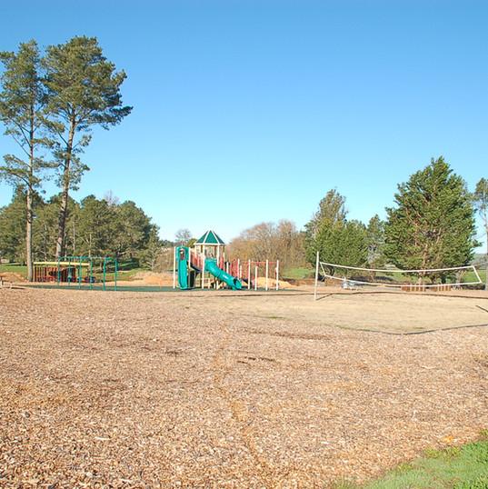 Playground & Volleyball Court