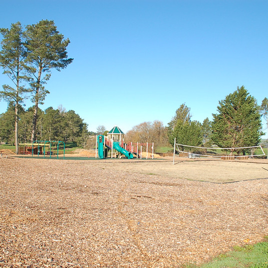 Playground & Volleyball Court
