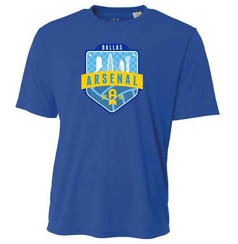 """t-shirt N3142"""" Royal"""