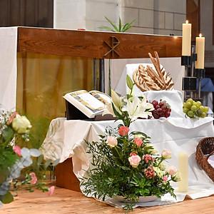 1ère communion (samedi)
