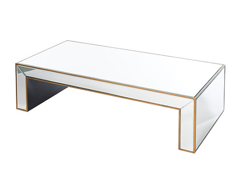 Kensington Mirrored Coffee Table