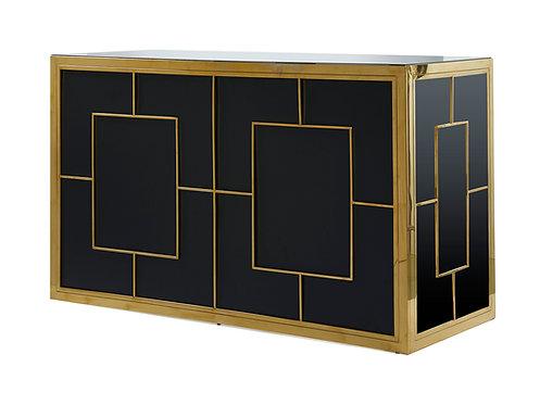 Gatsby Bar - Gold Frame