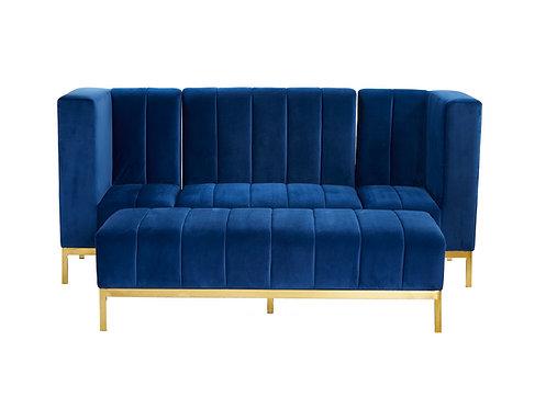 Channelled Modular Set - Blue
