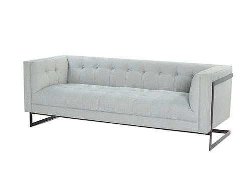 Churchill Linen Sofa - Grey