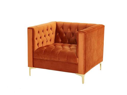 Manhattan Armchair - Scotch